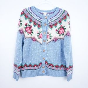 Arriving soon! Sundance Cottage Rose Cardigan
